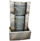 GRANIMEX Wasserwand »Fendi«, steingrau, inkl. Pumpe-Thumbnail