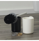 TIGER WC-Bürste »Urban«, Edelstahl/Zamak/Kunststoff, weiß-Thumbnail