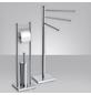 ZELLER WC-Bürsten & WC-Garnituren, Höhe: 76 cm, silberfarben-Thumbnail