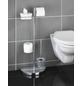 WENKO WC-Bürsten & WC-Garnituren, Höhe: 84,5 cm, silberfarben-Thumbnail