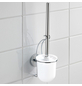 WENKO WC-Bürsten & WC-Garnituren »Milazzo«, Edelstahl | Stahl | Polypropylen (PP)-Thumbnail