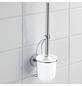 WENKO WC-Bürsten & WC-Garnituren »Milazzo«, Höhe: 36,5 cm, weiss/chromfarben-Thumbnail