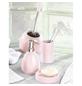 WENKO WC-Bürsten & WC-Garnituren »Polaris«, Keramik, rosa-Thumbnail