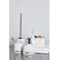 WENKO WC-Garnitur »Bath«, Keramik, weiß-Thumbnail