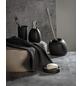 WENKO WC-Garnitur »Polaris«, Keramik, schwarz-Thumbnail