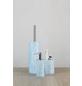WENKO WC-Garnitur »Sky«, Kunststoff, blau-Thumbnail