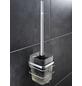 WENKO WC-Garnitur »TurboFIX«, Kunststoff/Edelstahl, edelstahlfarben-Thumbnail