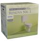 SANICOMFORT WC-Kombination »Renova Nr. 1«, inkl. WC-Sitz, Spülkasten, Montagematerial-Thumbnail