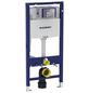 GEBERIT WC-Montageelement »Duofix«, BxHxT: 500 x 1120 x 120 mm, 2-Mengen-Technik, blau-Thumbnail