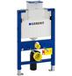 GEBERIT WC-Montageelement »Duofix«, BxHxT: 500 x 980 x 170 mm, 2-Mengen-Technik, blau-Thumbnail