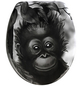 WENKO WC-Sitz »Affe«, Tiere-Thumbnail