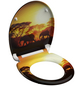 SCHÜTTE WC-Sitz »Africa« aus Duroplast,  oval mit Softclose-Funktion-Thumbnail