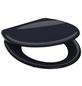 SCHÜTTE WC-Sitz »Anthrazit« aus Duroplast,  oval mit Softclose-Funktion-Thumbnail