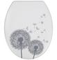 WENKO WC-Sitz »Astera«, Blumen-Thumbnail