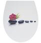 WELLWATER WC-Sitz aus Duroplast,  oval mit Softclose-Funktion-Thumbnail