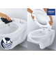 GROHE WC-Sitz aus Duroplast,  oval mit Softclose-Funktion-Thumbnail