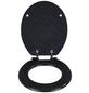 WENKO WC-Sitz »Bellevue«, MDF, oval, mit Softclose-Funktion-Thumbnail