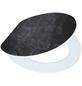 SCHÜTTE WC-Sitz »Black Stone« mit Holzkern,  oval mit Softclose-Funktion-Thumbnail