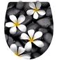 WENKO WC-Sitz »Bloom«, Duroplast, oval, mit Softclose-Funktion-Thumbnail