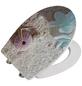 WENKO WC-Sitz »Bora Bora« aus Duroplast,  oval mit Softclose-Funktion-Thumbnail