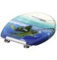 SCHÜTTE WC-Sitz »Carribean« aus Duroplast,  oval mit Softclose-Funktion-Thumbnail