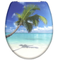 SCHÜTTE WC-Sitz »Carribean«, Strand Absenkautomatik-Thumbnail