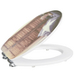SANITOP-WINGENROTH WC-Sitz »Chill-Out Lounge High Gloss«, mit Holzkern, oval, mit Softclose-Funktion-Thumbnail