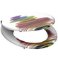 SCHÜTTE WC-Sitz »Colorful« mit Holzkern,  oval mit Softclose-Funktion-Thumbnail
