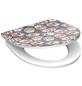 SCHÜTTE WC-Sitz »Crazy Skull« Duroplast,  oval mit Softclose-Funktion-Thumbnail