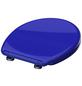 SCHÜTTE WC-Sitz »Dark Blue« aus Duroplast,  oval mit Softclose-Funktion-Thumbnail