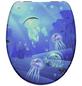 SCHÜTTE WC-Sitz »Deep Sea« aus Duroplast,  oval mit Softclose-Funktion-Thumbnail
