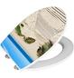 WENKO WC-Sitz »Düne«, Duroplast, oval, mit Softclose-Funktion-Thumbnail