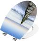 CORNAT WC-Sitz Duroplast,  oval mit Softclose-Funktion-Thumbnail