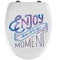 WENKO WC-Sitz »Enjoy«, Schriftzug-Thumbnail