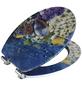 WENKO WC-Sitz »Fish« mit Holzkern,  oval mit Softclose-Funktion-Thumbnail