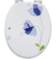 SANITOP-WINGENROTH WC-Sitz »Flora«, mit Holzkern, oval, mit Softclose-Funktion-Thumbnail