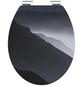 SCHÜTTE WC-Sitz »Foggy« mit Holzkern,  oval mit Softclose-Funktion-Thumbnail