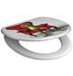 SCHÜTTE WC-Sitz »Frog King« aus Duroplast,  oval mit Softclose-Funktion-Thumbnail