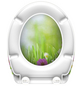 SCHÜTTE WC-Sitz »Grassland« aus Duroplast,  oval mit Softclose-Funktion-Thumbnail