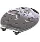SCHÜTTE WC-Sitz »Grey Steel« mit Holzkern,  oval mit Softclose-Funktion-Thumbnail