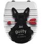WENKO WC-Sitz »Guilty Dog«, Hund-Thumbnail