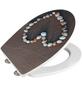 WENKO WC-Sitz »Heartbeach«, Duroplast, oval, mit Softclose-Funktion-Thumbnail