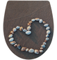 WENKO WC-Sitz »Heartbeach«, muscheln|herz|strand-Thumbnail