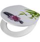 CORNAT WC-Sitz Holzkern,  oval mit Softclose-Funktion-Thumbnail
