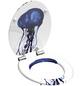 SCHÜTTE WC-Sitz »Jellyfish« mit Holzkern,  oval-Thumbnail