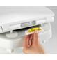 WENKO WC-Sitz »Kos Aroma« aus Thermoplast,  oval mit Softclose-Funktion-Thumbnail