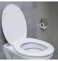 SCHÜTTE WC-Sitz, Kunststoff, oval, mit Softclose-Funktion-Thumbnail