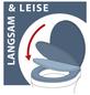 SCHÜTTE WC-Sitz »LIGHTHOUSE« aus Duroplast,  oval mit Softclose-Funktion-Thumbnail