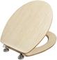 CORNAT WC-Sitz »LIGNA«, Echtholz, oval-Thumbnail
