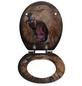 WENKO WC-Sitz »Lion«, MDF, oval, mit Softclose-Funktion-Thumbnail